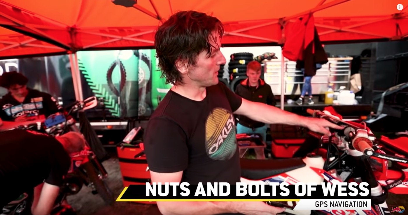 Nuts & Bolts of Wess - Romaniacs - GPS