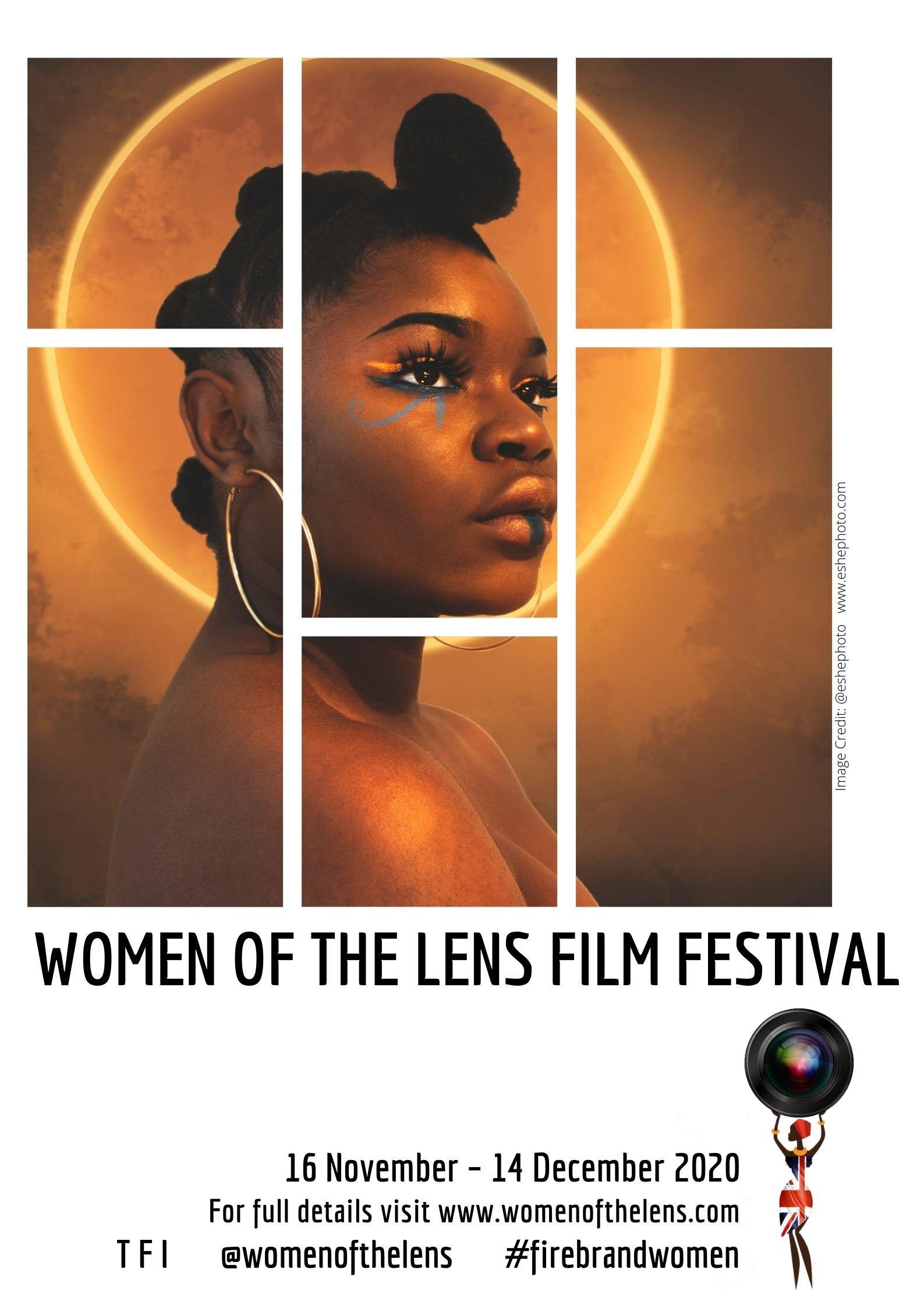 Women Of The Lens Film Festival Poster