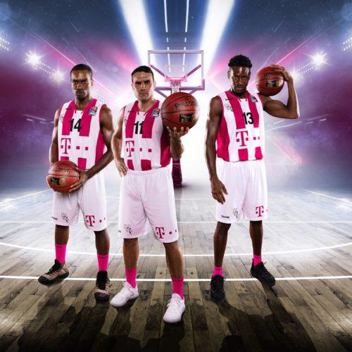 Telekom Magenta - Telekom Baskets