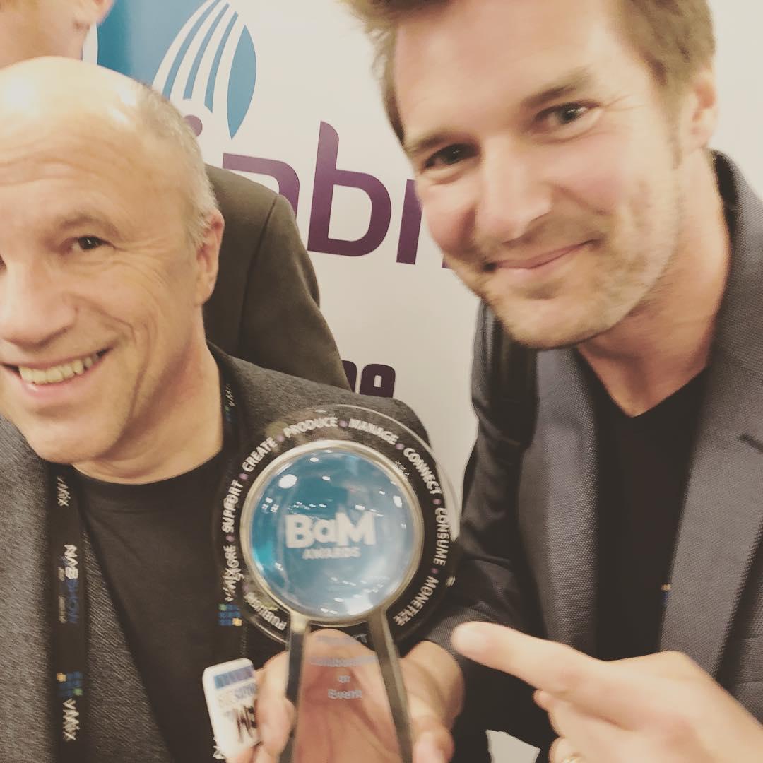 BaM Award Vegas - Stefan