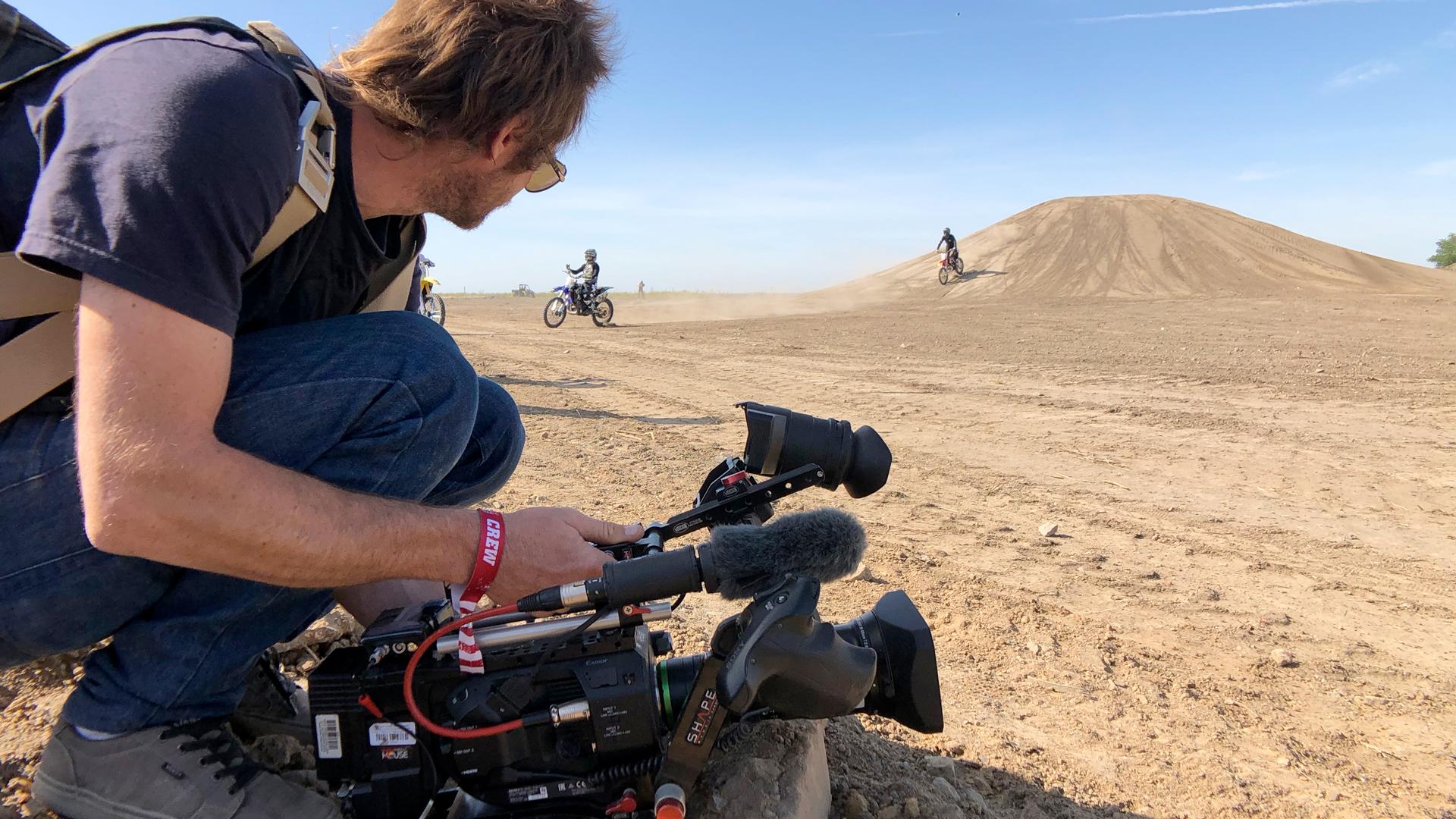 Red Bull Dirt Diggers - BTS Crew Event Mat