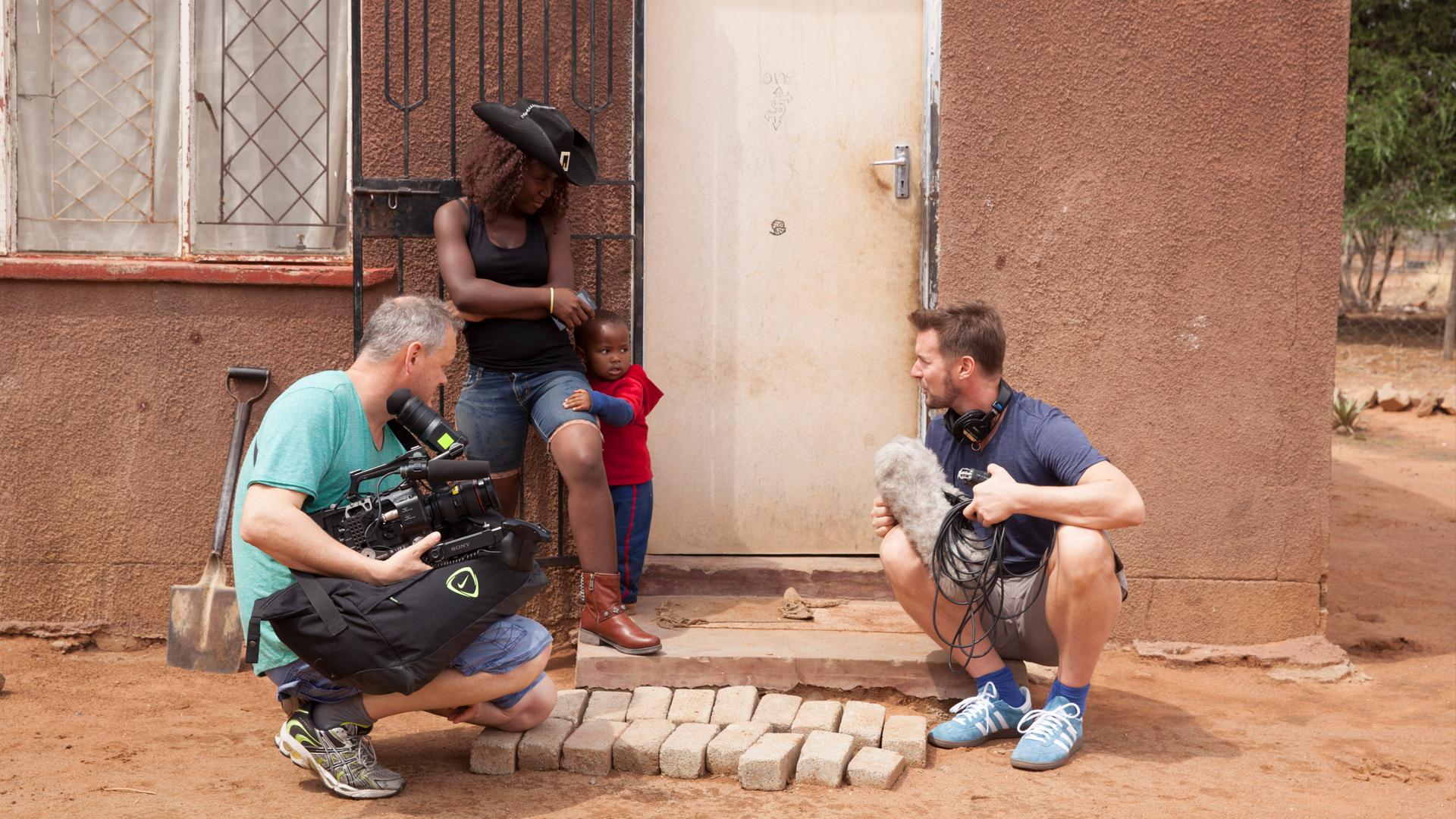 Arte Documentary - Queens of Botswana - Making of Image 13