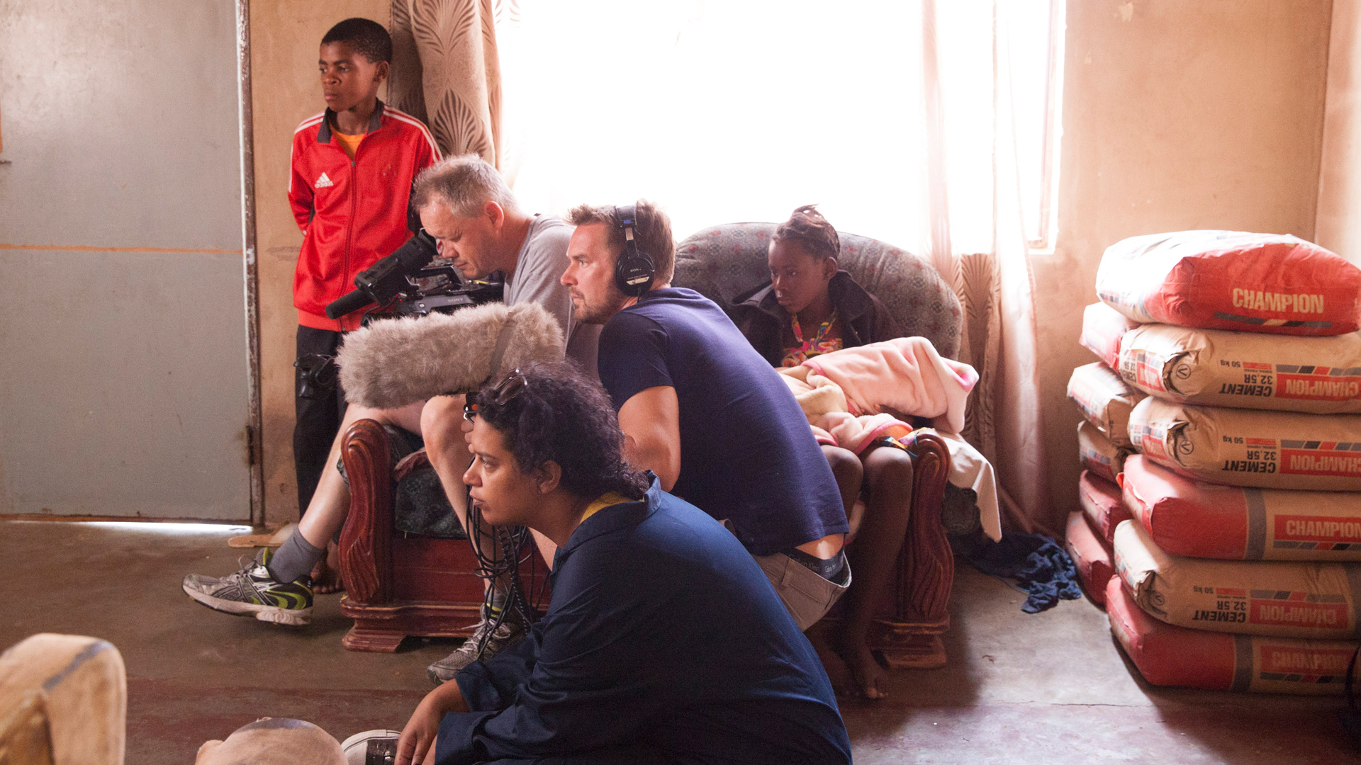 Arte Documentary - Queens of Botswana - Making of Image 2
