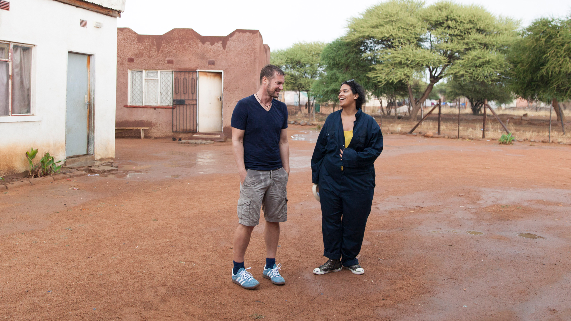 Arte Documentary - Queens of Botswana - Making of Image 3