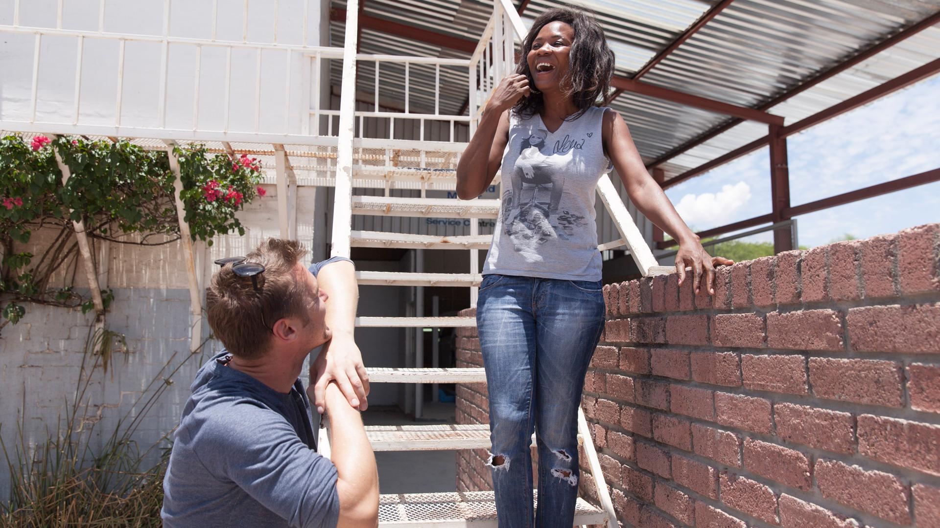 Arte Documentary - Queens of Botswana - Making of Image 5