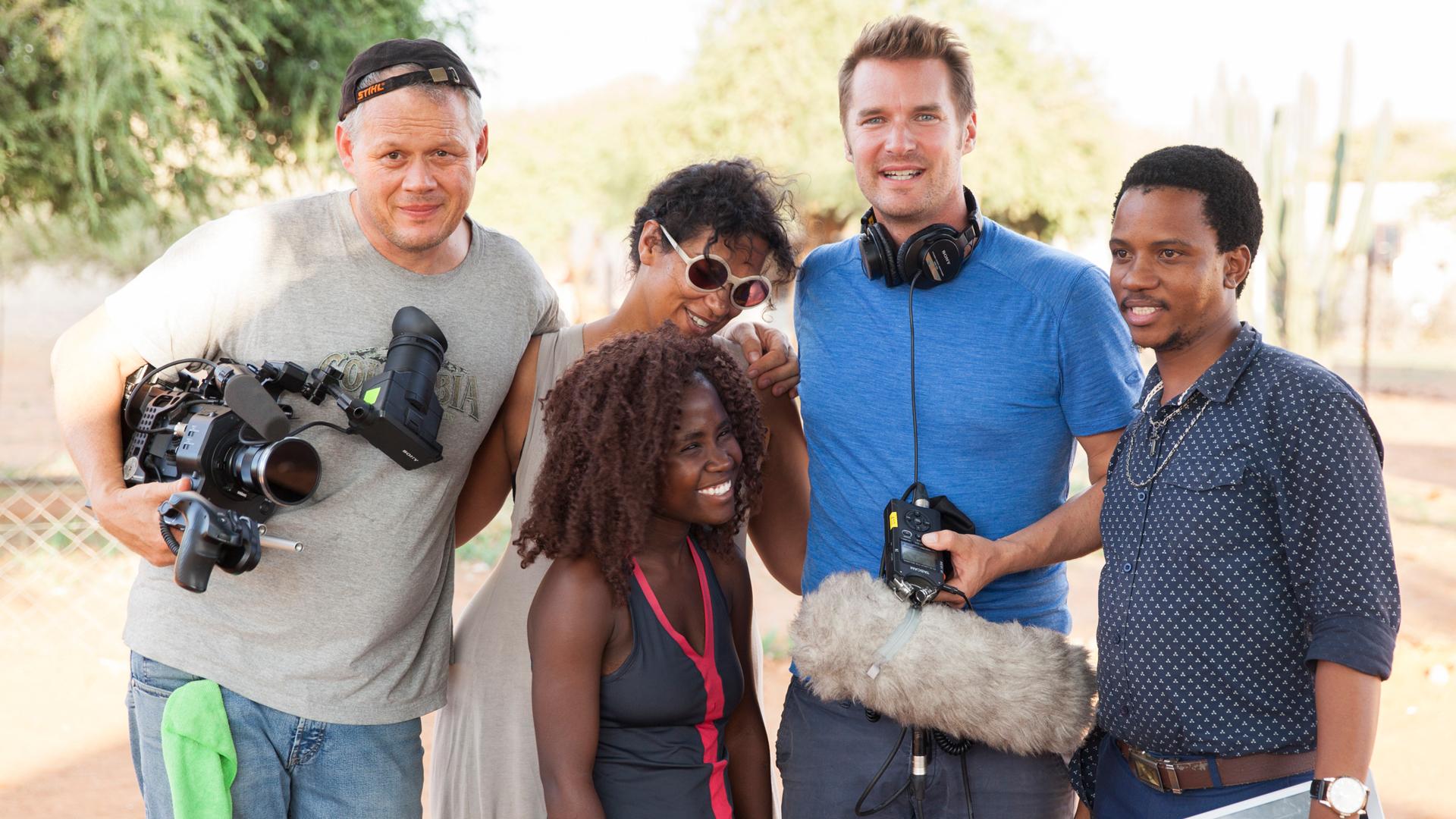 Arte Documentary - Queens of Botswana - Making of Image 7