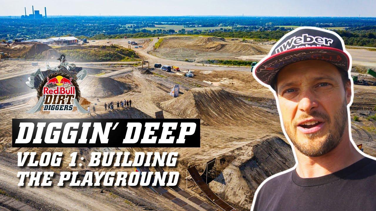 Red Bull Dirt Diggers - Busty - Vlog 1 - Keyframe