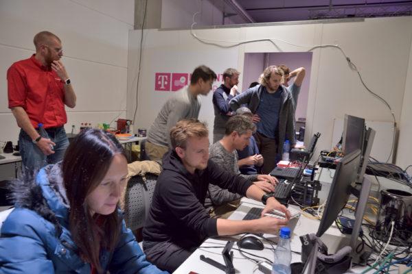 Telekom Magenta VR Production Room