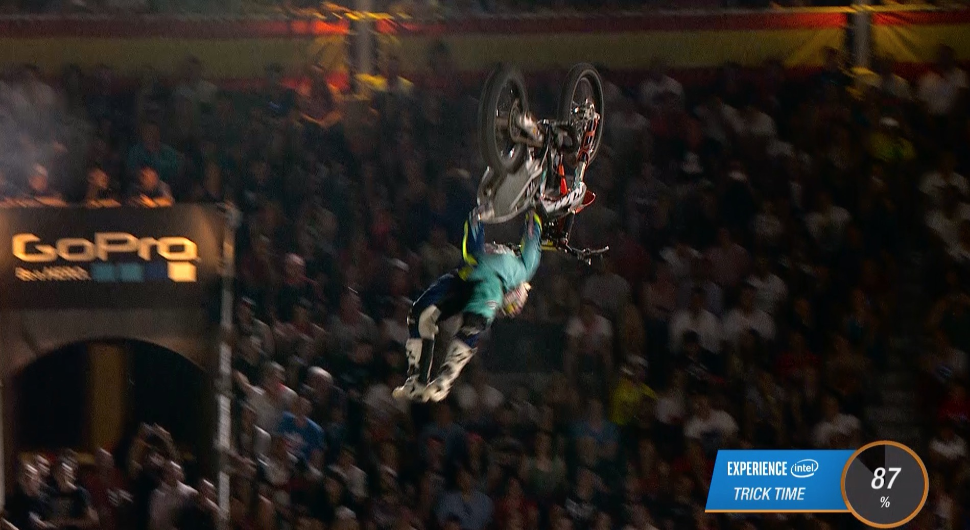 Intel inside... Red Bull X-Fighters - Live TV Embed
