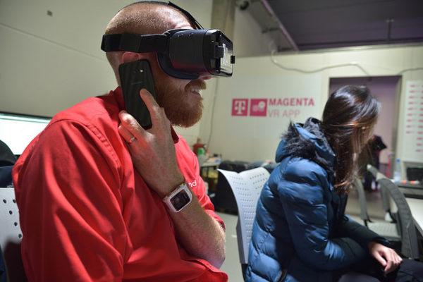 Telekom Magenta - VR Live Check