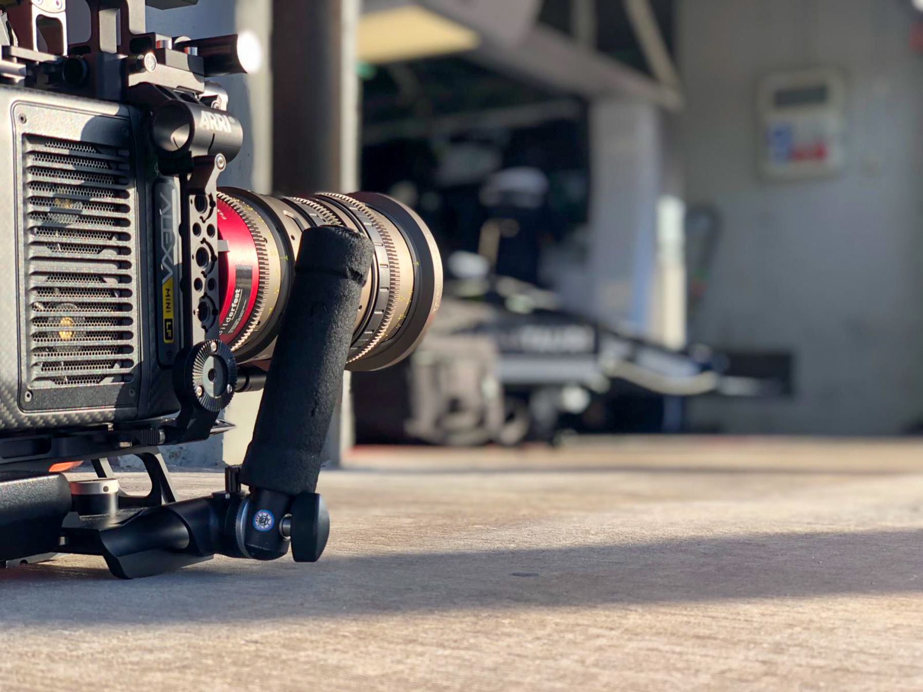 Arri Mini Impressions - Alpha Tauri F1 Shakedown 2021